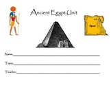 Ancient Egypt Research and Presentation Project