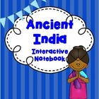 Ancient India Interactive Notebook Foldables