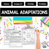 Animal Adaptations: A Complete Nonfiction Resource Pack