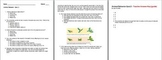 Animal Behavior Quiz 2