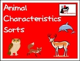 Animal Characteristic Centers
