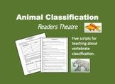Animal Classification Readers Theatre