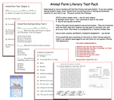 Animal Farm Test Pack Novel