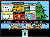 Animal Food Chains and Biomes Promethean ActivInspire Flip