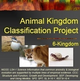 Animal Kingdom Classification Project