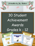Animal Student Awards