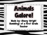 Animals Galore!