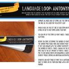 Language Loop: Antonyms