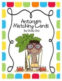 Antonym Matching Cards