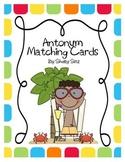 Antonym Matching Cards