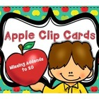 Apple Clip Cards: Missing Addends