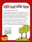 Apple Land Letter Game