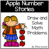 Apple Math Number Stories