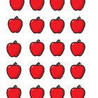 Apple Number Counting 0-10