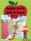 Apple Parts Fold & Learn