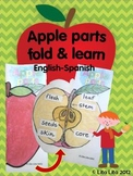 Apple Parts Fold & Learn