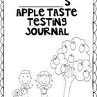 Apple Taste Testing Packet
