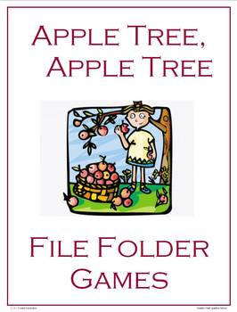 Apple Tree, Apple Tree File Folder Games
