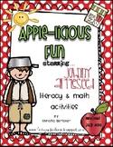 Apple-licious Fun! Literacy & Math Activities
