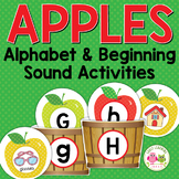 Apples: ABC and Initial Sound Matching for Preshool and Ki