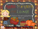 Apples, Pumpkins, and Leaves: An Autumn/Fall Language Arts