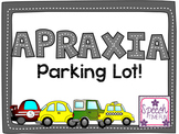 Apraxia Parking Lot!!