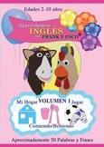 Aprendamos Inglés con Frank y Paco, Volume 1 DVD