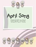 April Song Updated