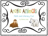 Arctic Animals Math and Literacy Fun