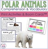 Arctic & Antarctic Animals Facts:  Expressive and Receptiv