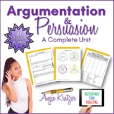 Argumentation & Persuasion: A Unit for Common Core and AP
