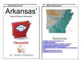 Arkansas Novaculite Natural Resource
