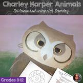 Art Lesson with Math: Charley Harper Animals