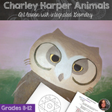 Art Lesson with Math: Charley Harper Animals