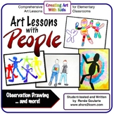 Art Lessons With People