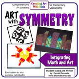 Art Lessons With Symmetry - Math-Integrated