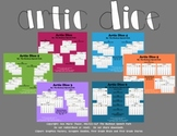 Artic Dice Bundle: Packets 1-6 Articulation Practice for S