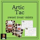 Artic Tacs for Sweet Speech Treat-mint