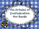 Articles of Confederation Mini Bundle
