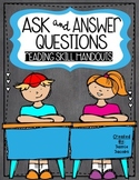 Ask and Answer Questions (Common Core)