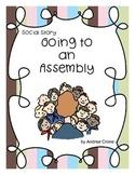 Social Story - School assembly