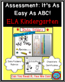 Assessment: It's As Easy As ABC Editable