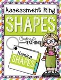 Assessment Rings {Shapes}