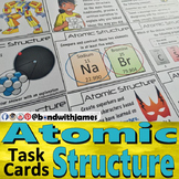 Atomic Structure: Task Cards
