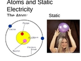 Atoms and Static Electricity