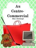 Au Centre Commercial