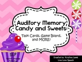 Auditory Memory Candy and Sweets