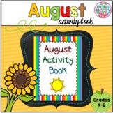 August Activity Book