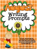 August Writing Prompts for Journals and More