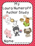 Author Study Packet for Laura Numeroff Books